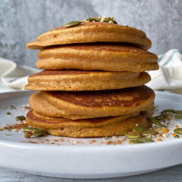 Paleo-Pumpkin-Pancake-Recipe