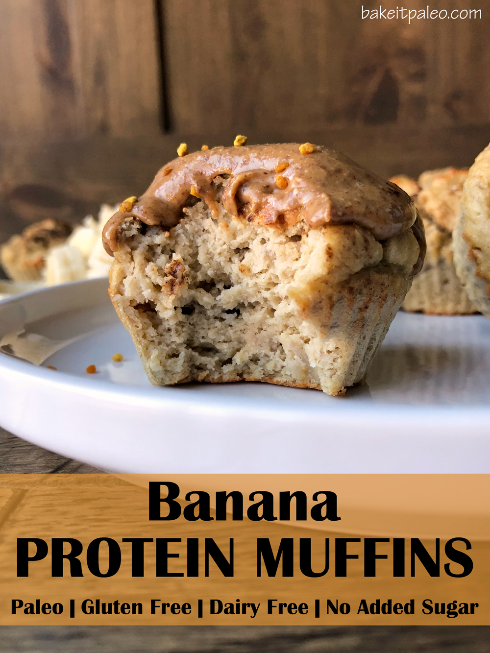 clean-eating-banana-protein-muffins
