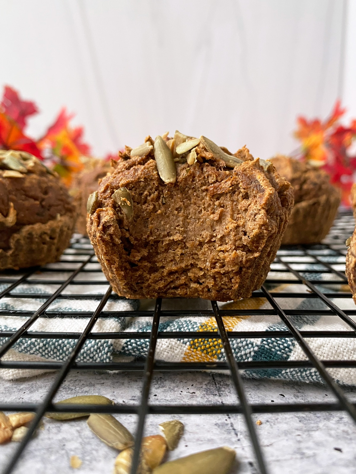 Paleo-Plantain-Muffins
