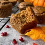Paleo-Gingerbread-Muffins-with-Cassava-Flour