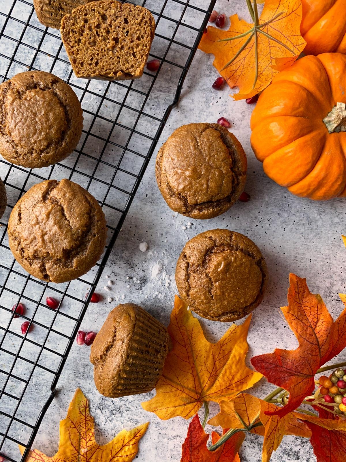 gluten-free-molasses-muffins