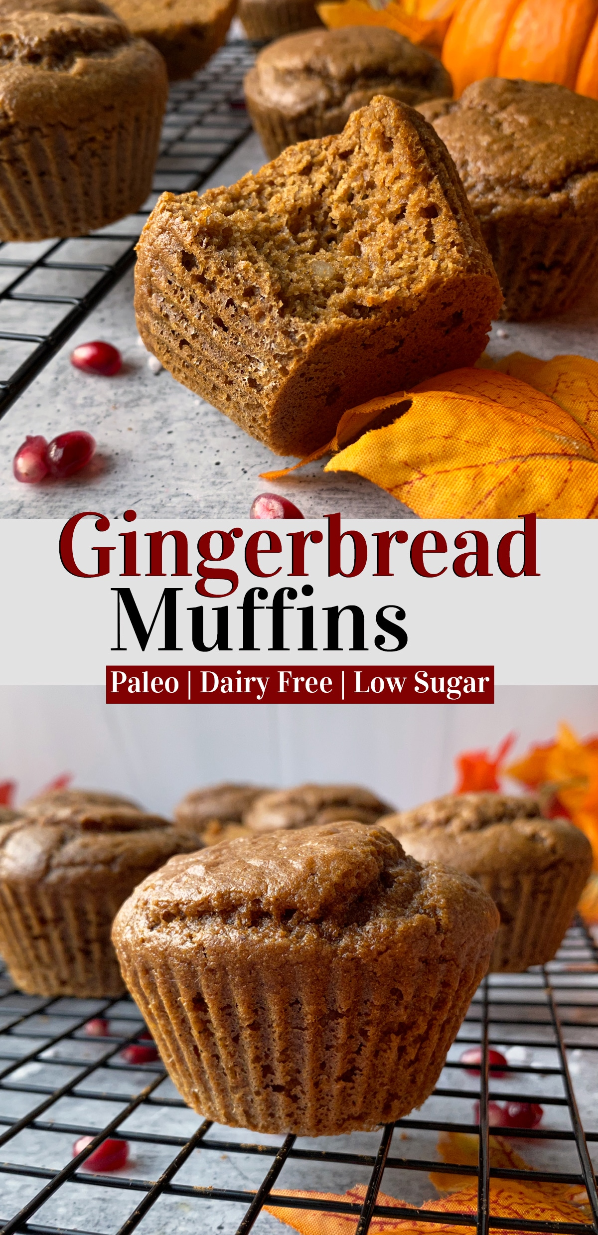 healthy-Paleo-Gingerbread-Muffins-Recipe