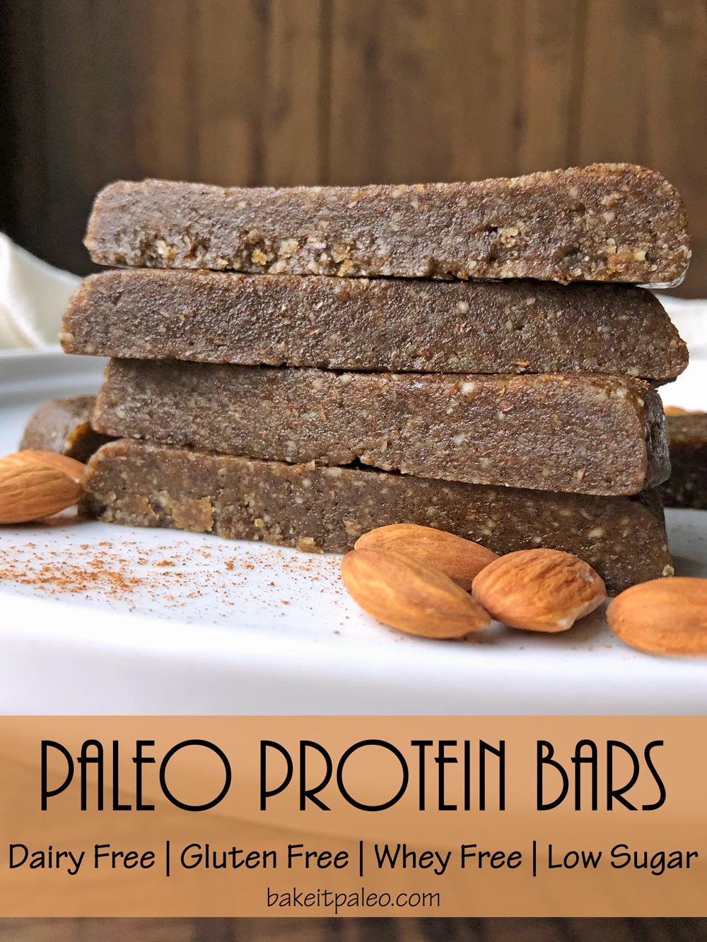 Dairy-Free-Paleo-Protein-Bars