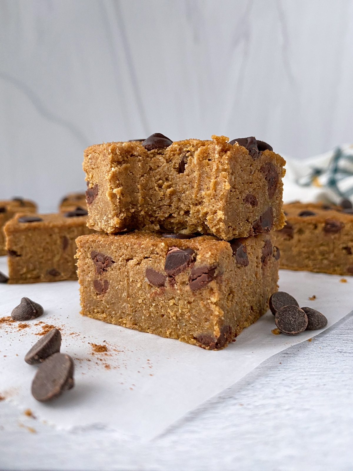 tigernut-flour-pumpkin-bars
