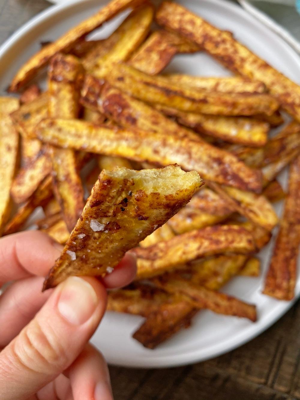 Vegan-Plantain-Fries