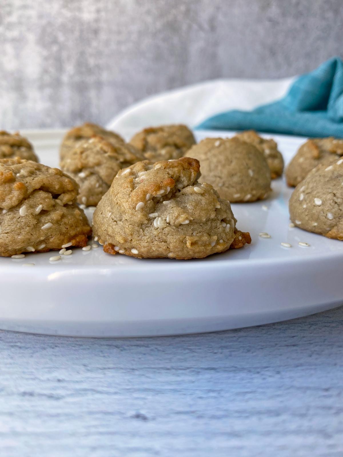flourless-egg-free-tahini-cookies