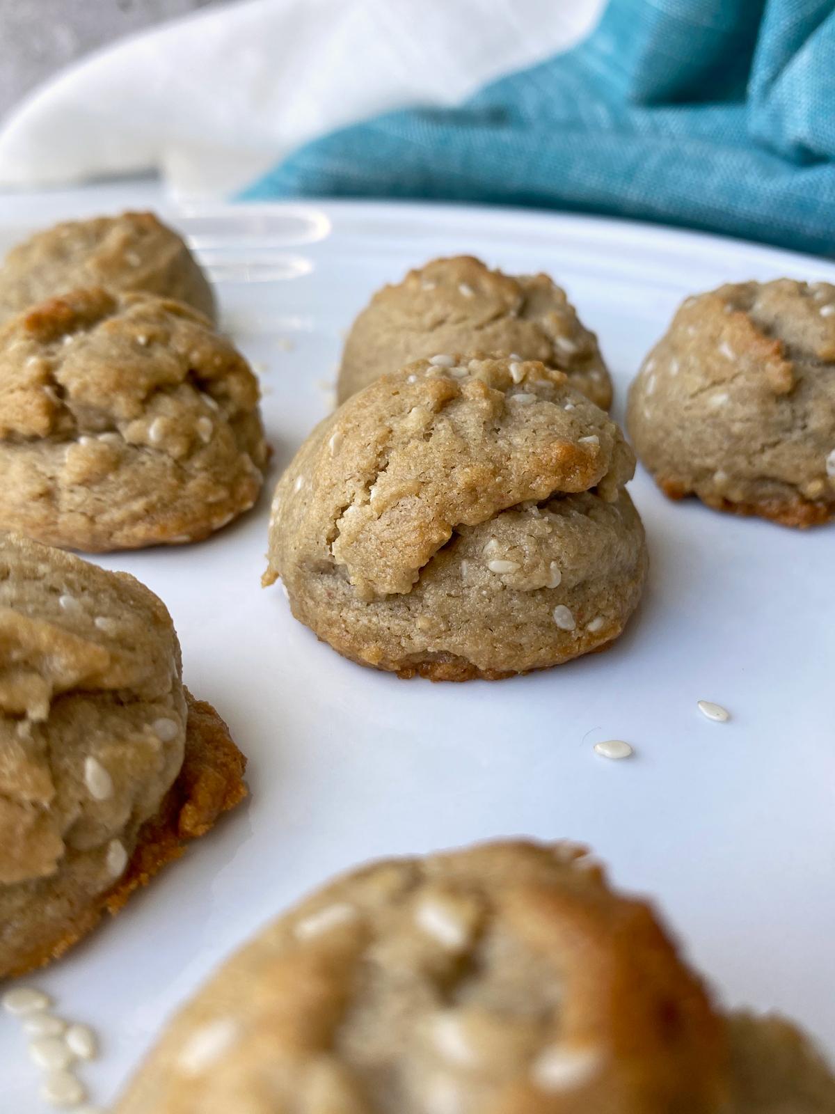 honey-sesame-cookie-recipe