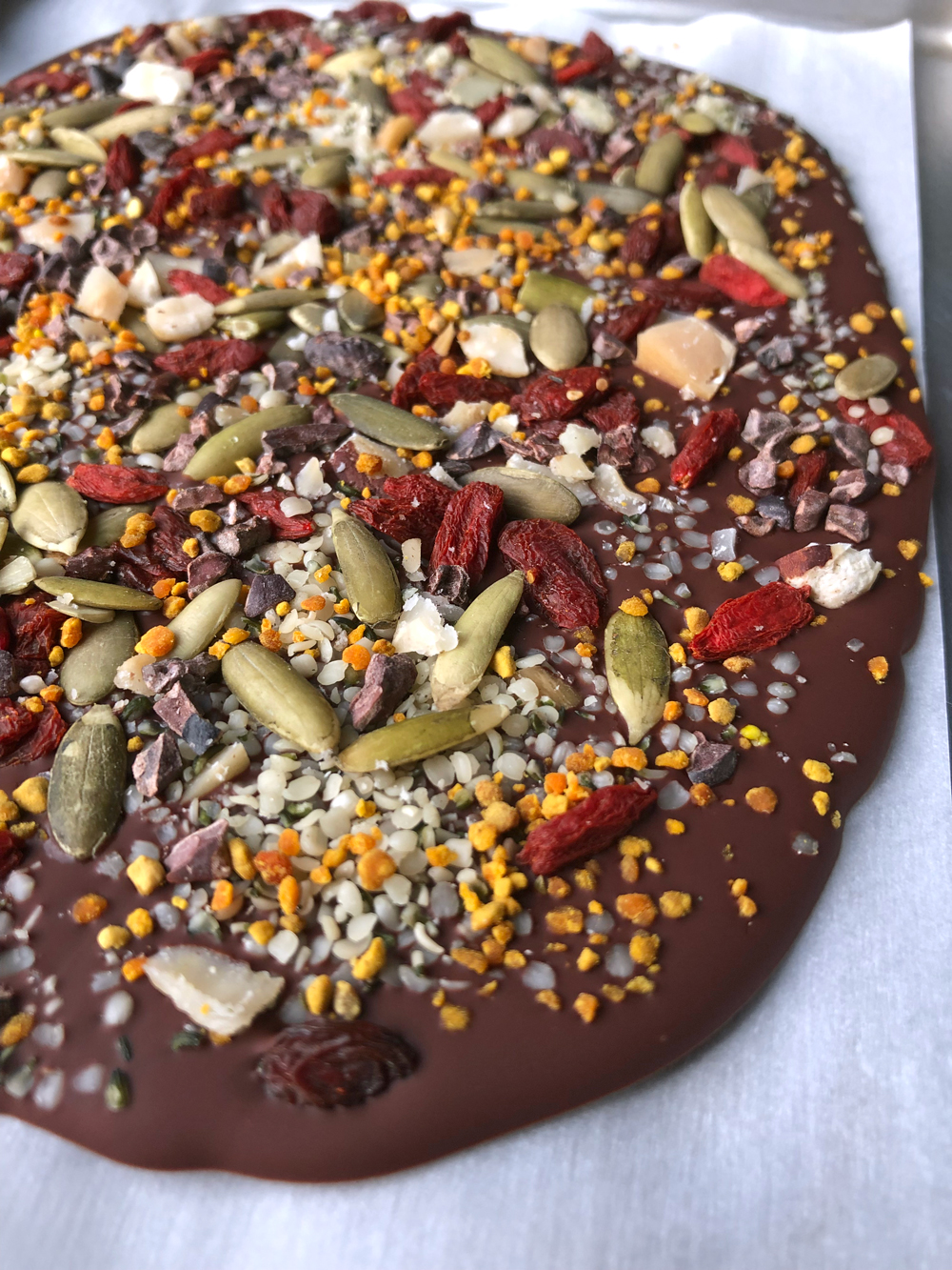 Dairy Free Chocolate Bark Recipe