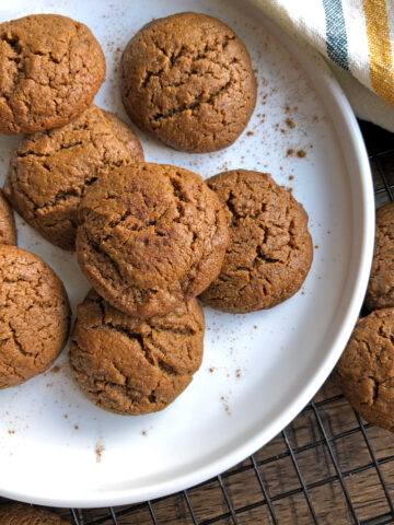 plantain-gingersnaps