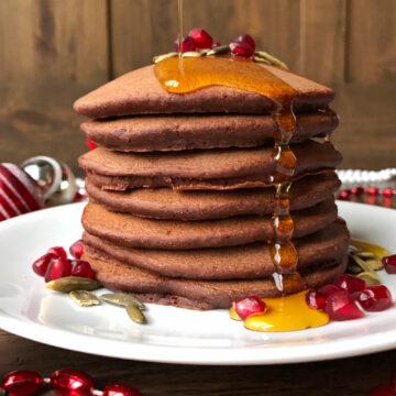 CBD-Cherry-Pancakes