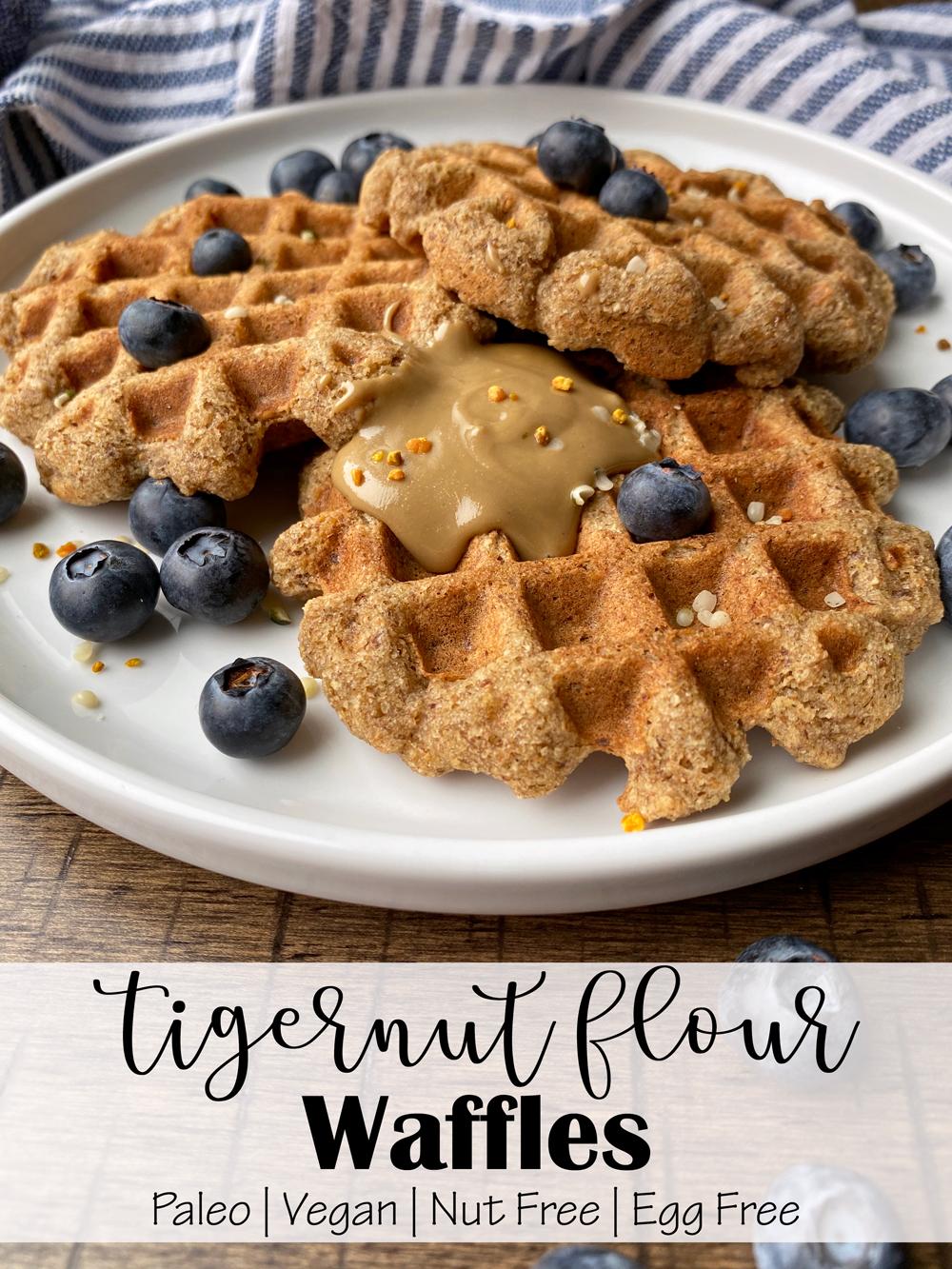 Paleo-Vegan-Tigernut-Flour-Waffle-Recipe