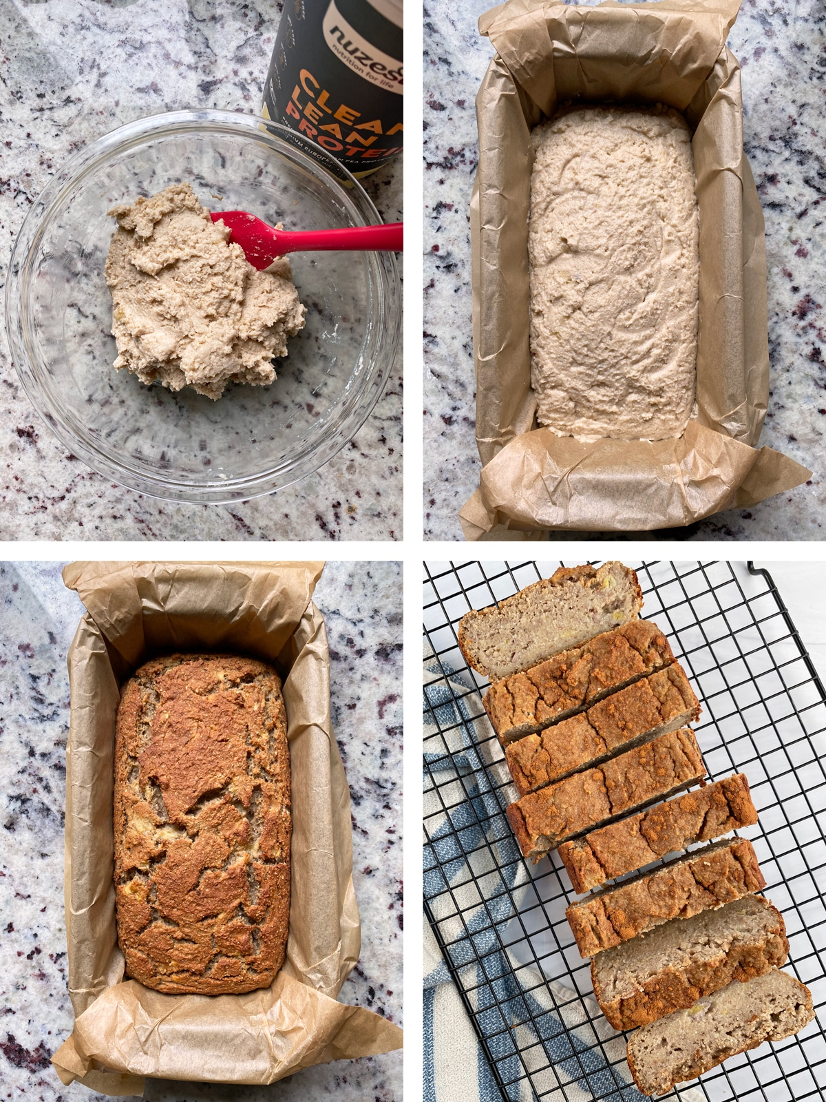 how-to-make-paleo-vegan-protein-banana-bread