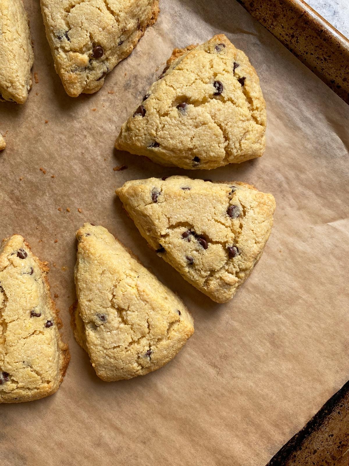 baked-paleo-scones