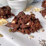 dark-chocolate-coconut-clusters