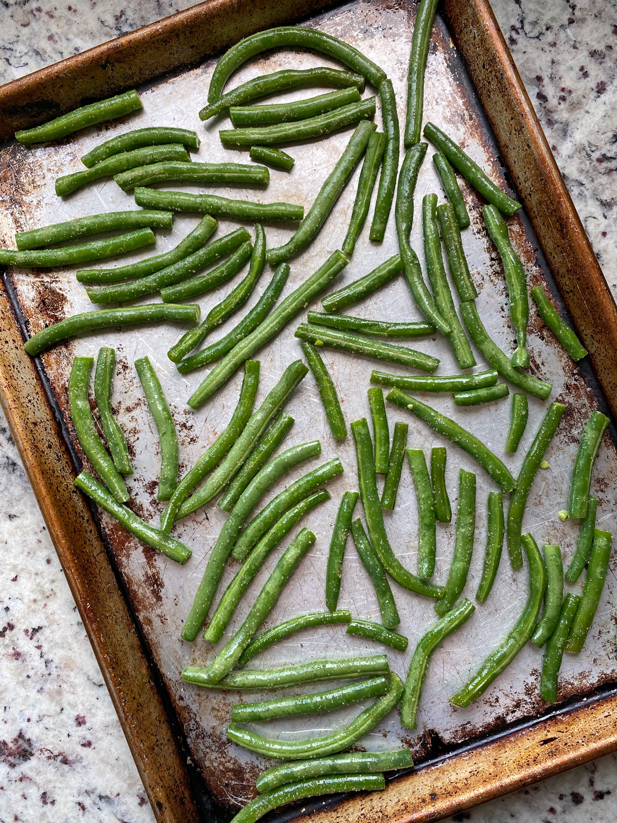 pre-baked beans