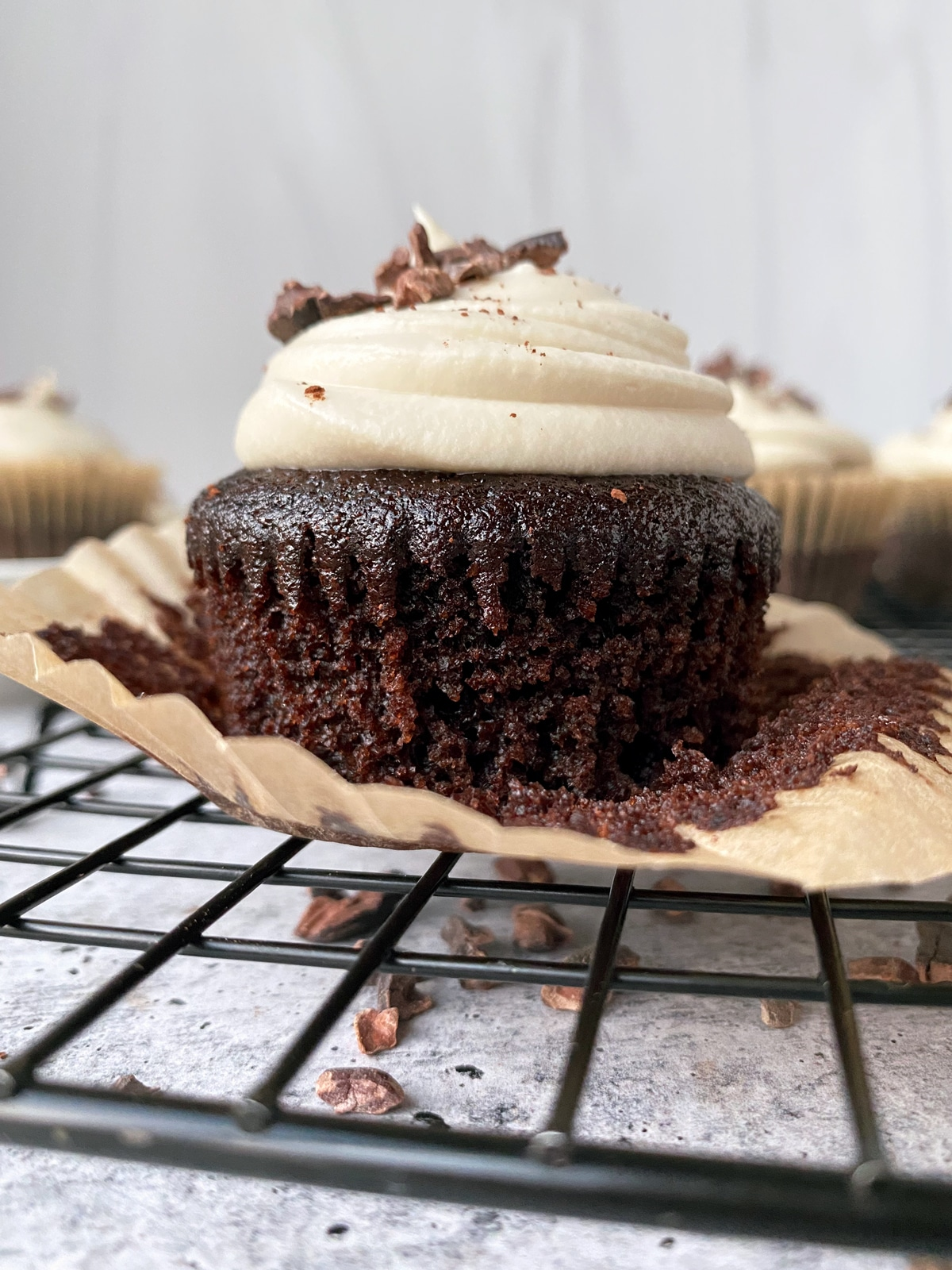 moist-and-tender-chocolate-cupcakes