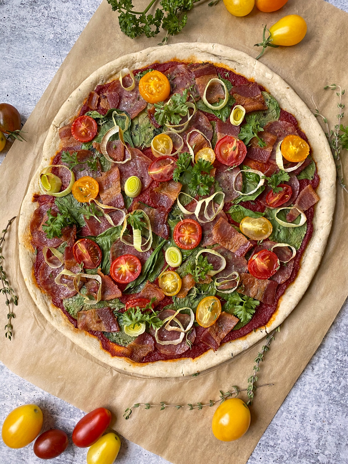 3-ingredient-Paleo-pizza-crust