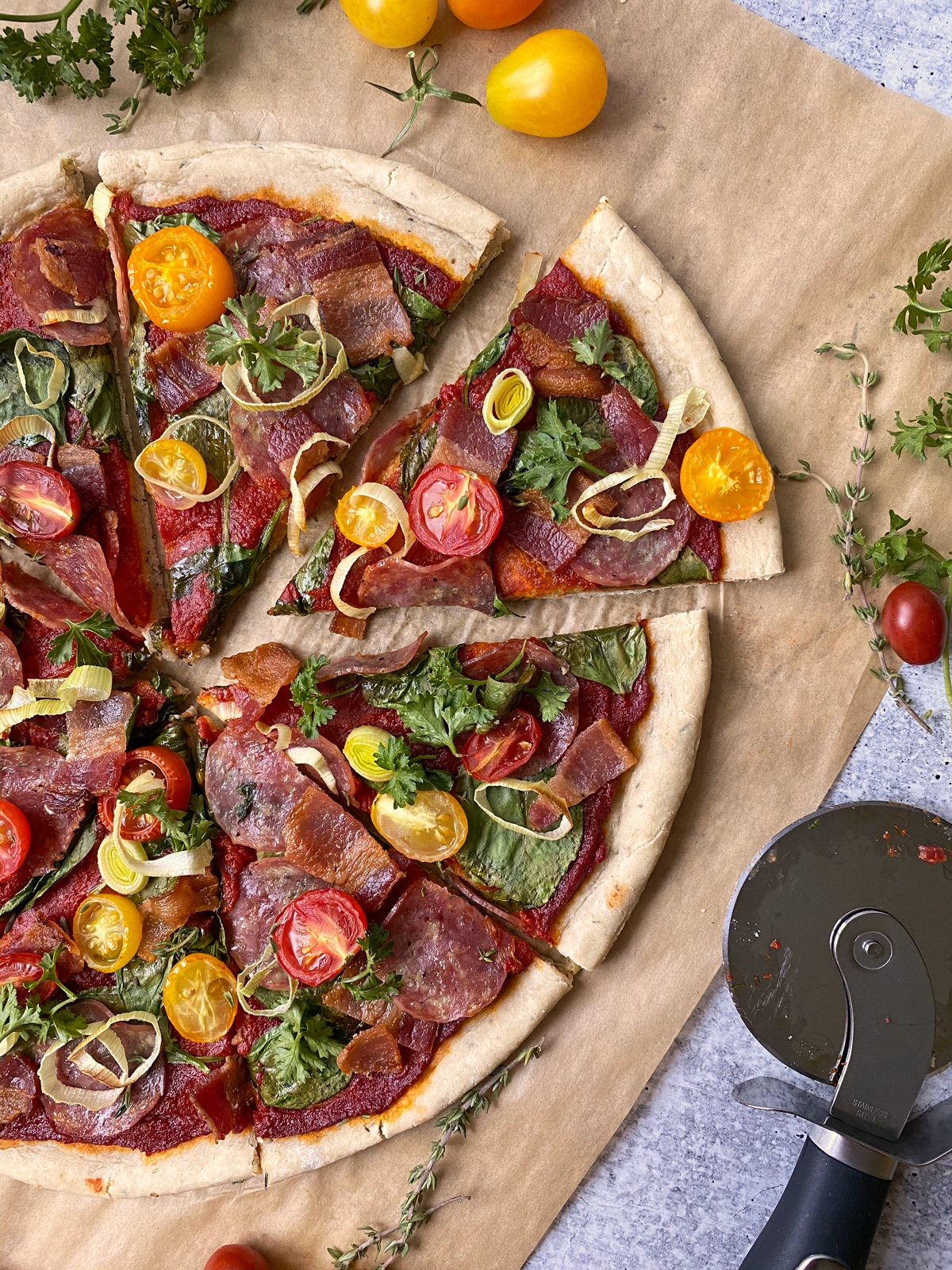 3-ingredient-paleo-egg-free-pizza-crust