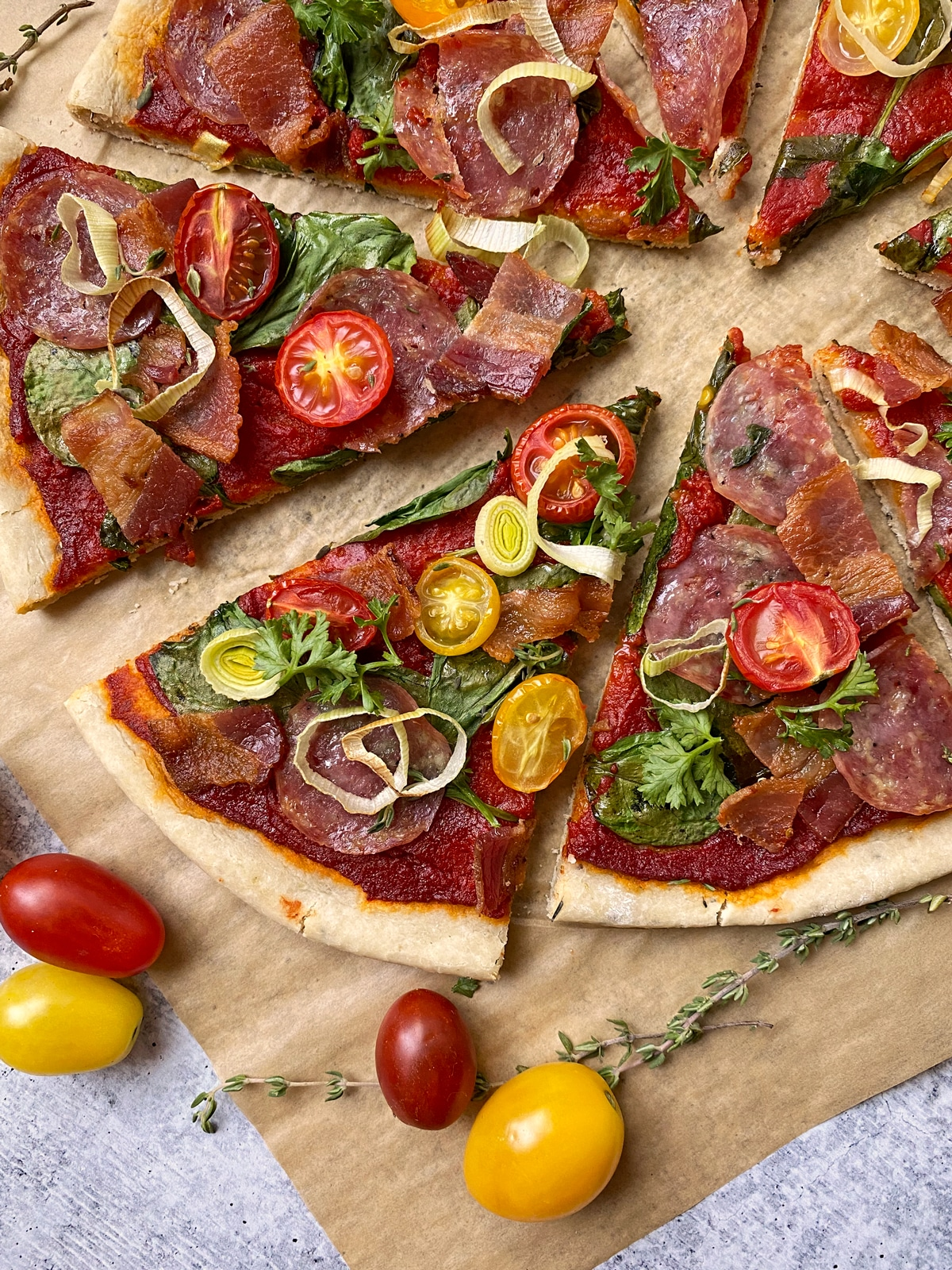 almond-flour-pizza-crust-vegan