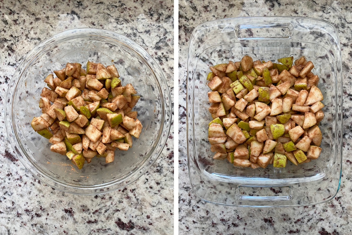 how-to-make-a-pear-crisp-filling