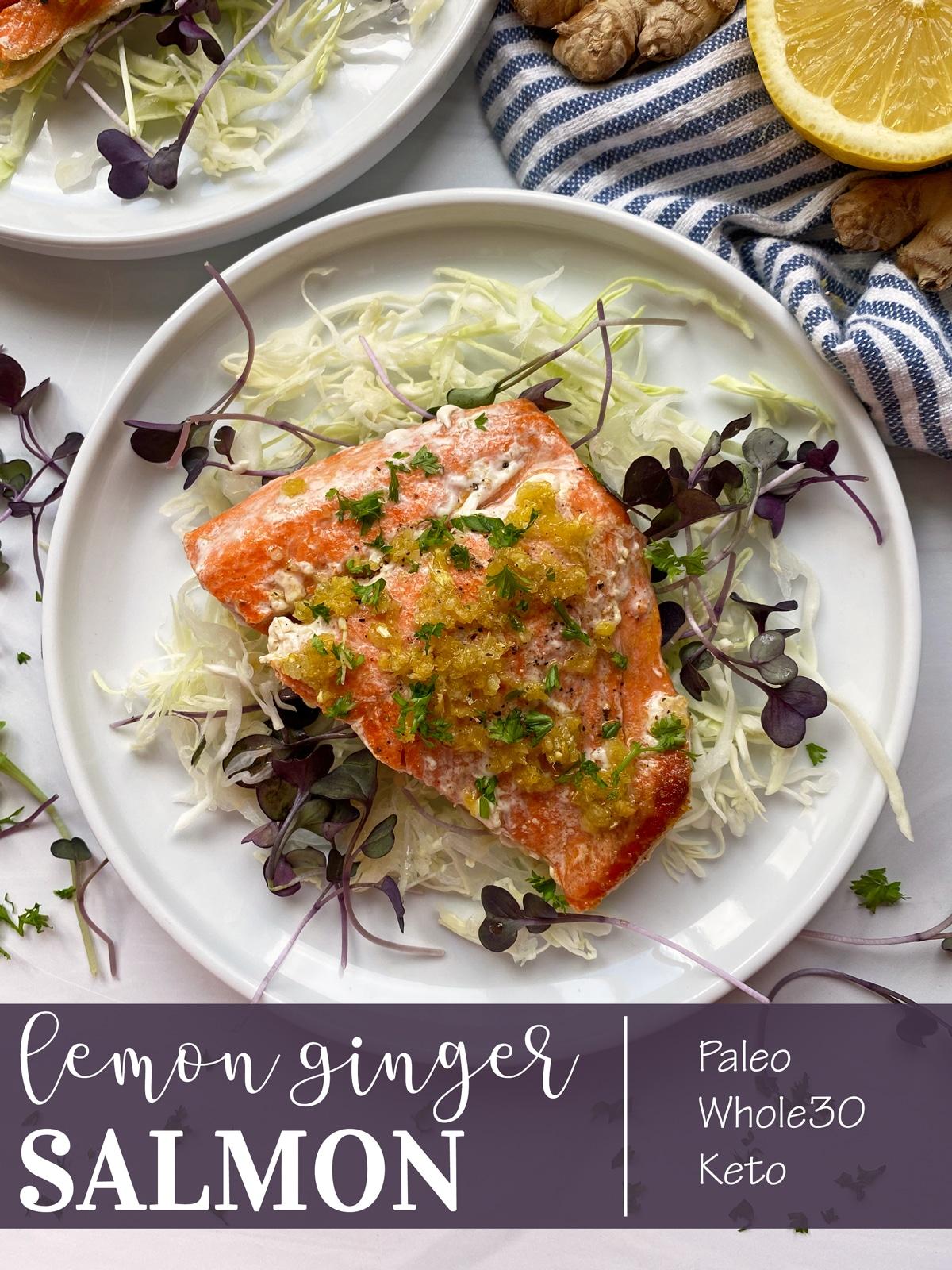 Easy-Pan-Cooke-Lemon-Ginger-Salmon-Recipe