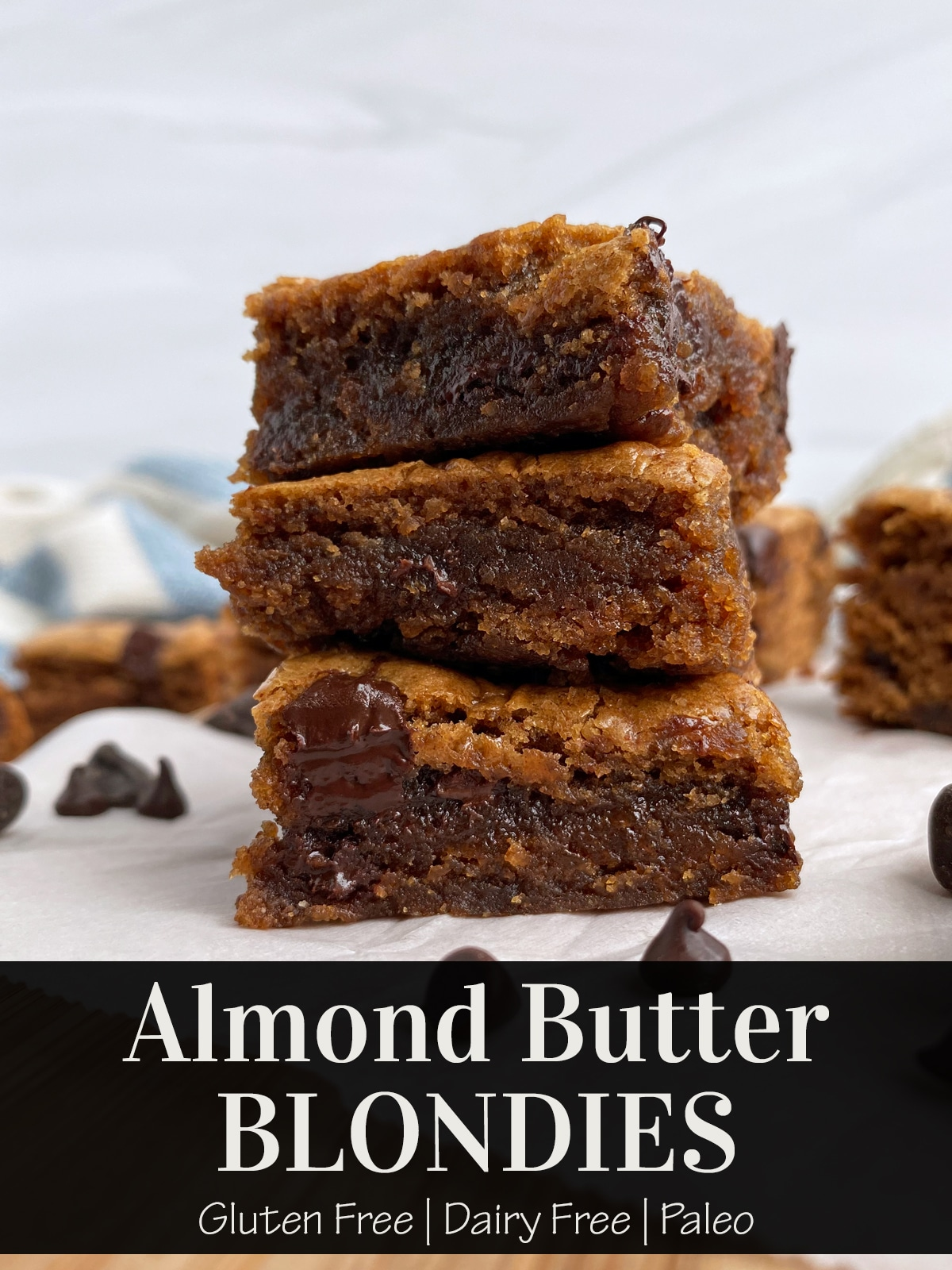 Healthy-Almond-Butter-Blondies-Recipe