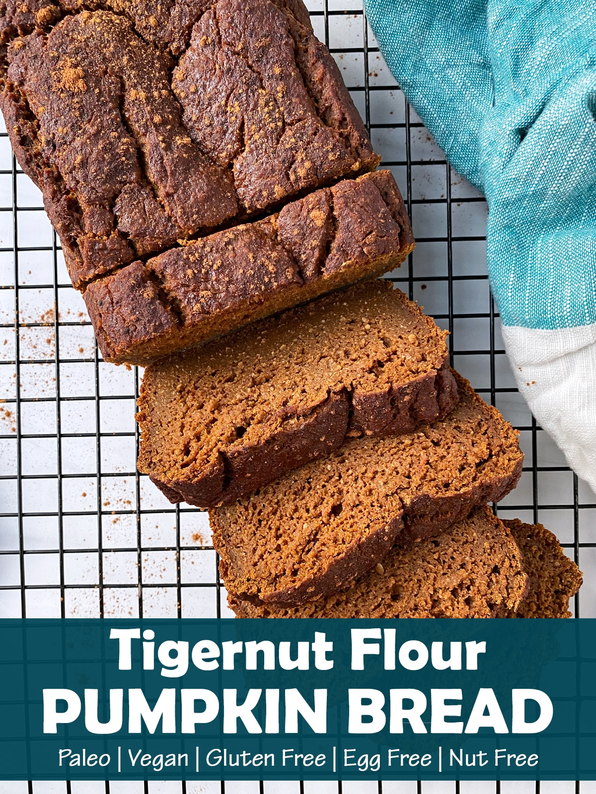 Paleo-Vegan-Tigernut-Flour-Pumpkin-Bread-Recipe