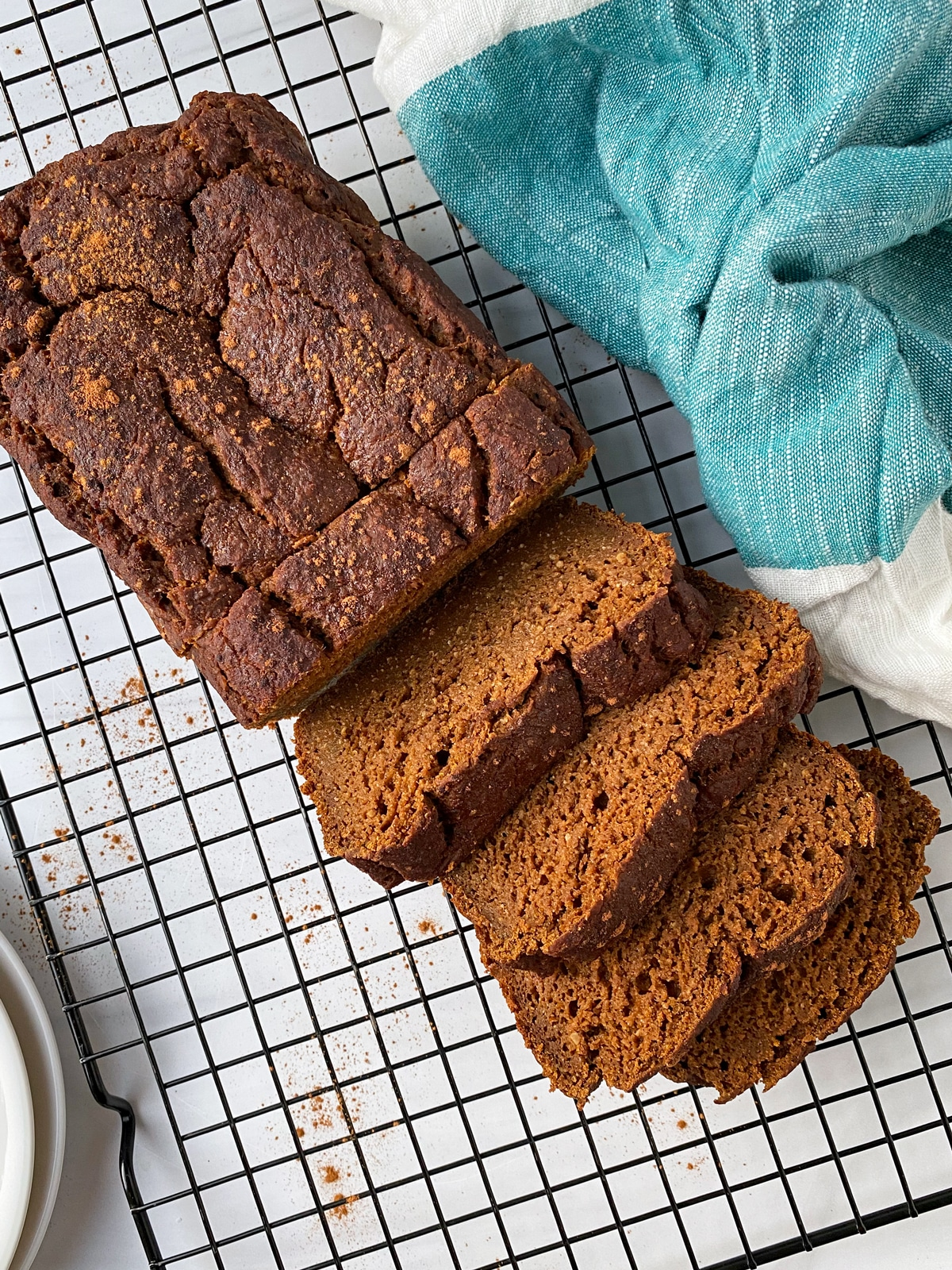 Tigernut-Flour-Pumpkin-Bread
