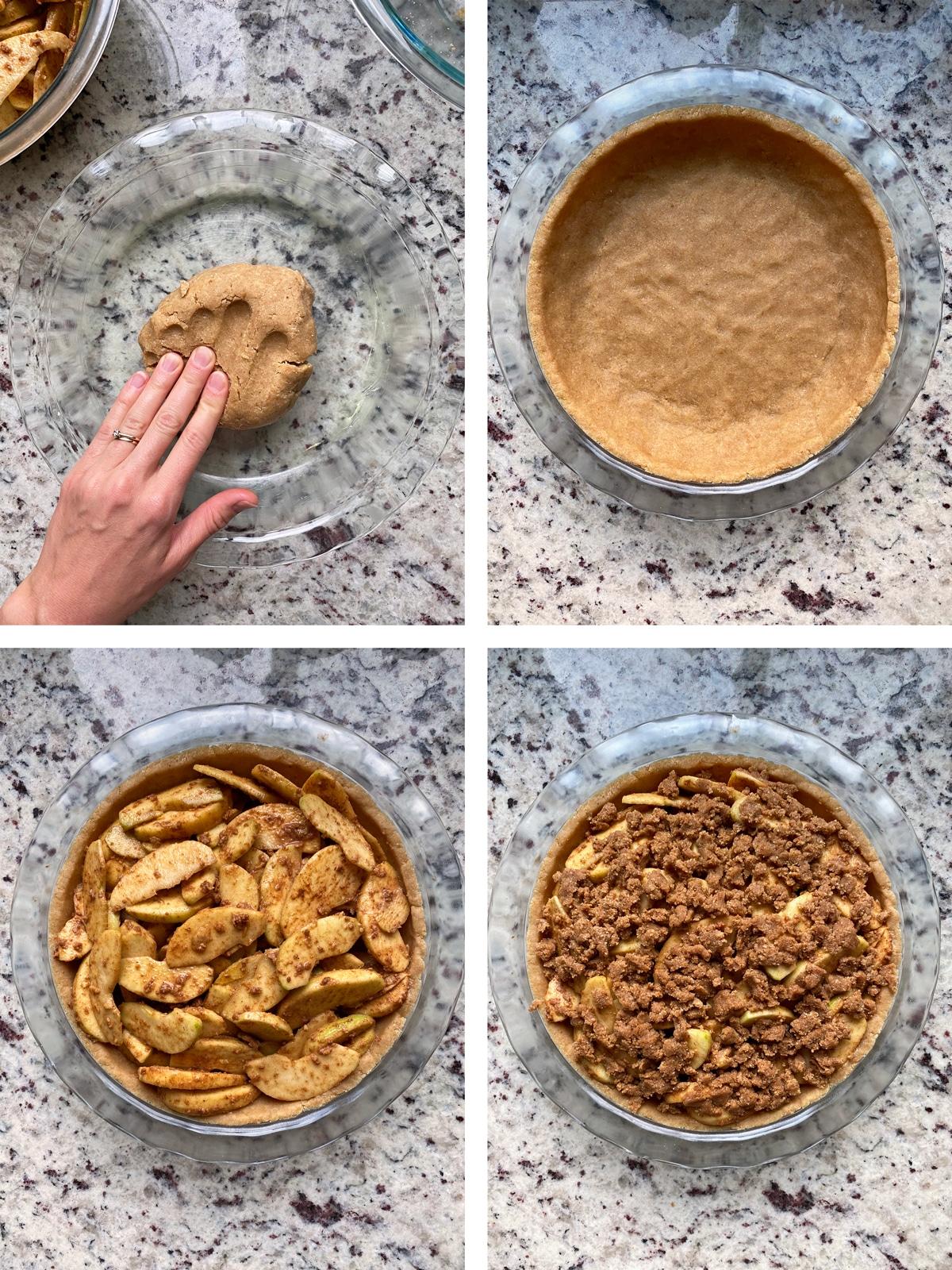 assembling-the-apple-pie
