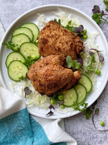 Healthy-Air-Fried-Chicken-Recipe