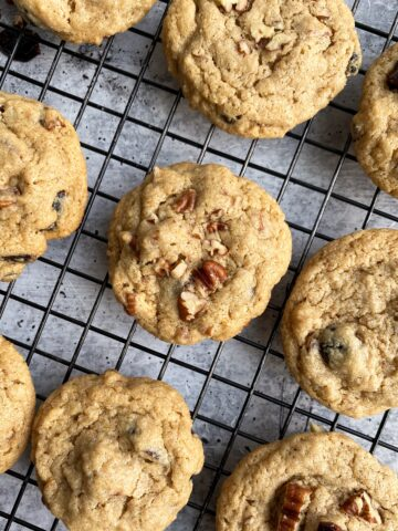soft-tahini-cookie-with-pecans-and-cranberries