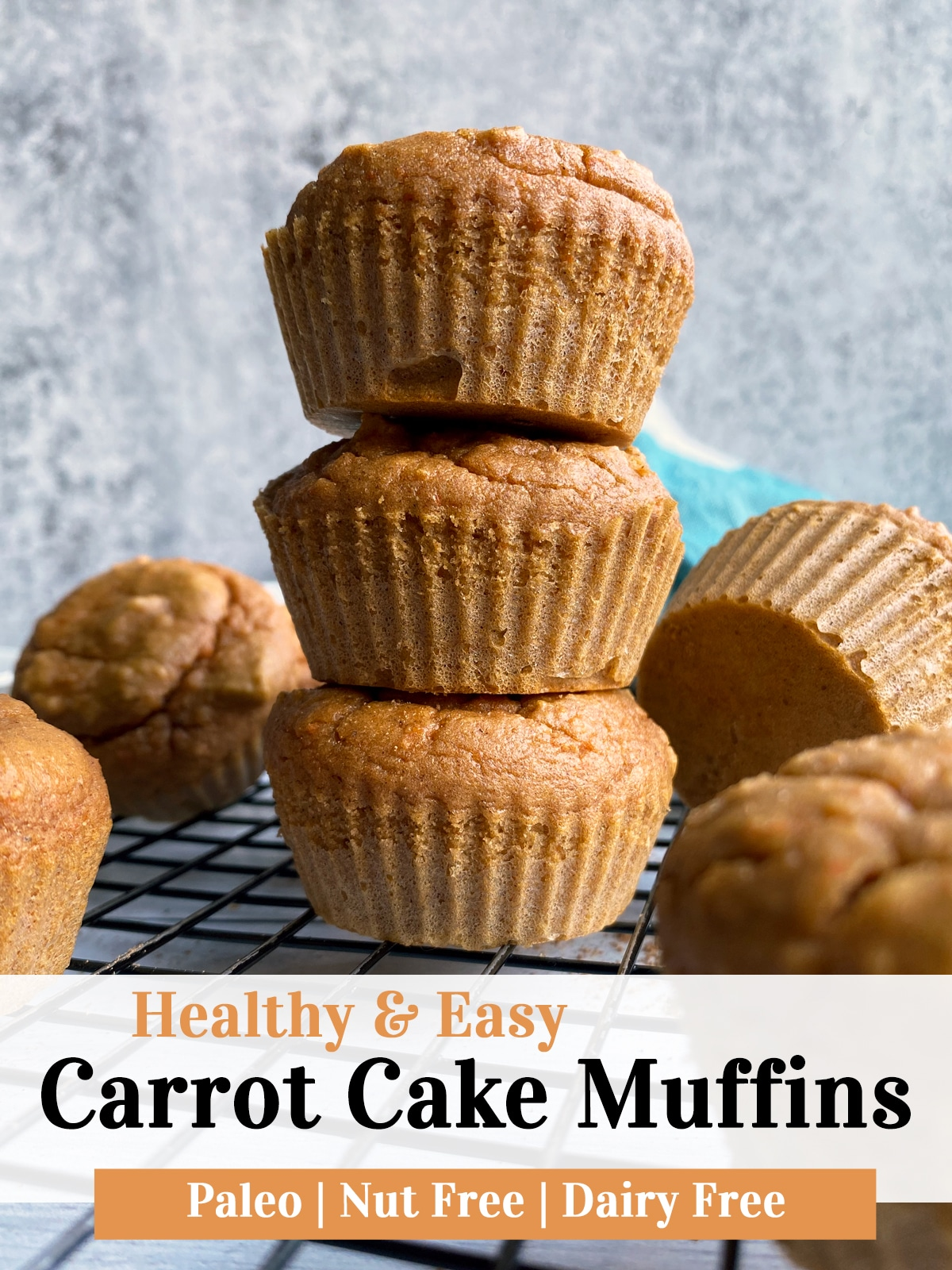 Grain-Free-paleo-Carrot-Cake-Muffin-Recipe