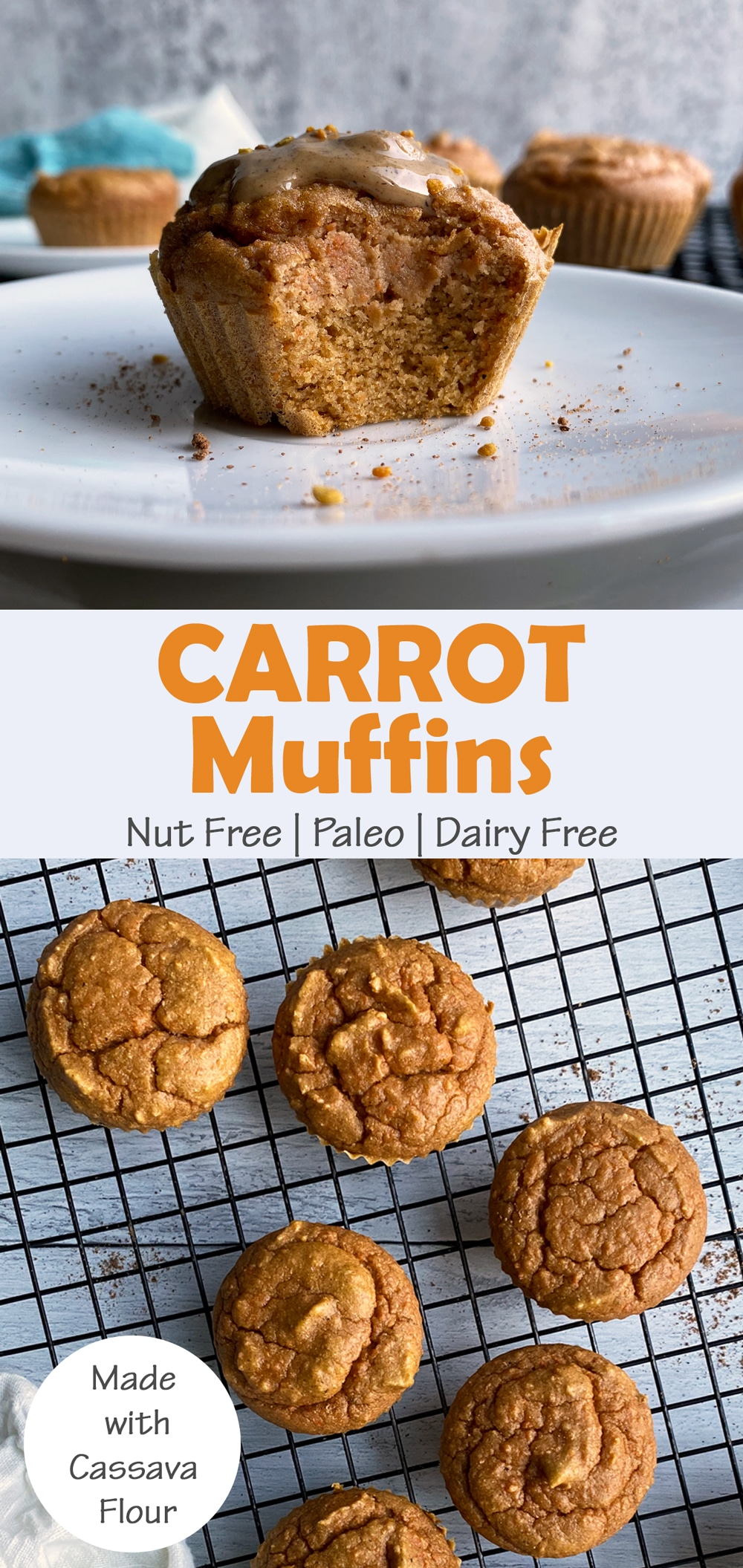Paleo-Carrot-Muffin-Recipe