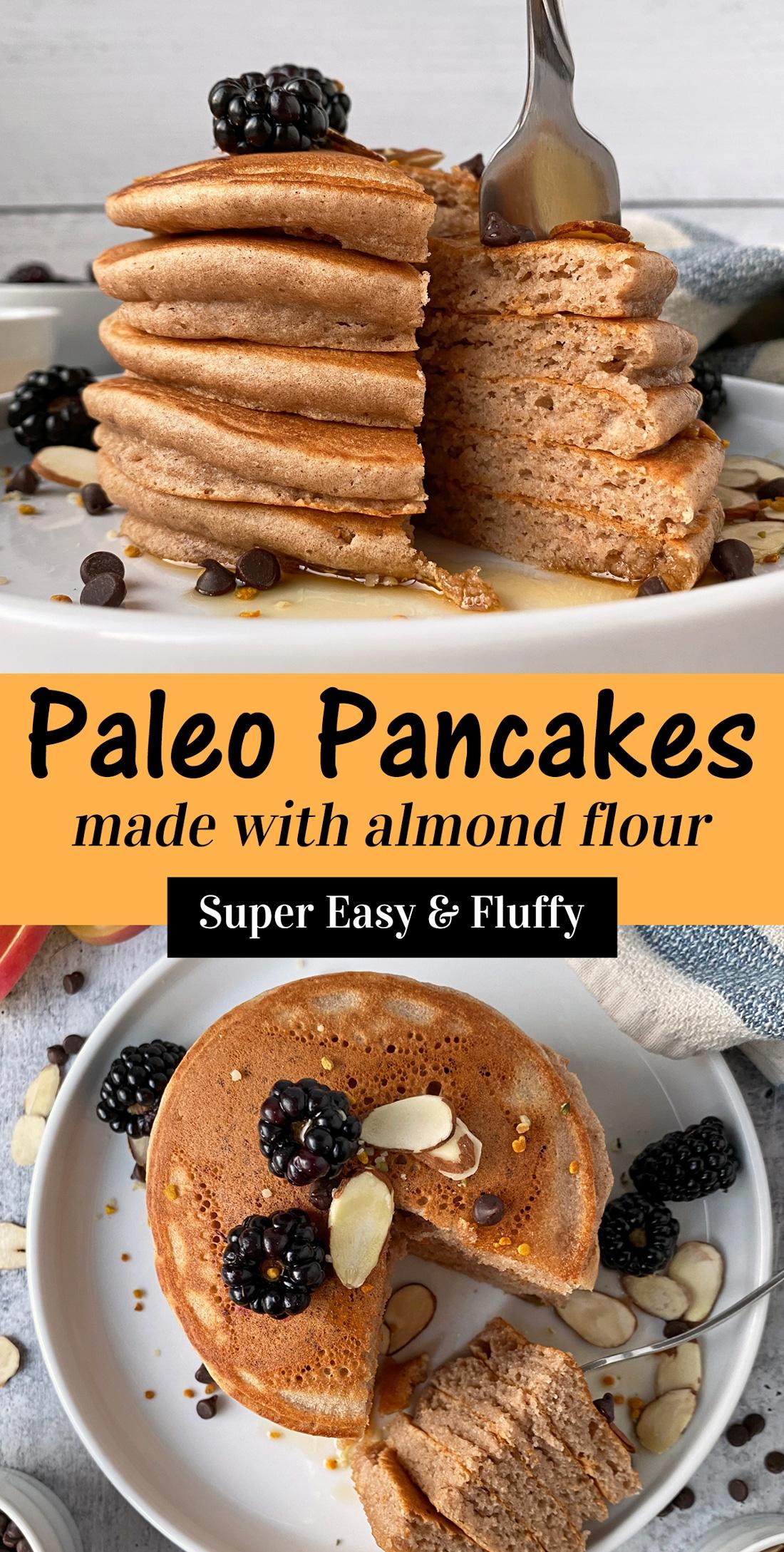 Basic-Paleo-Pancakes-made-with-almond-flour