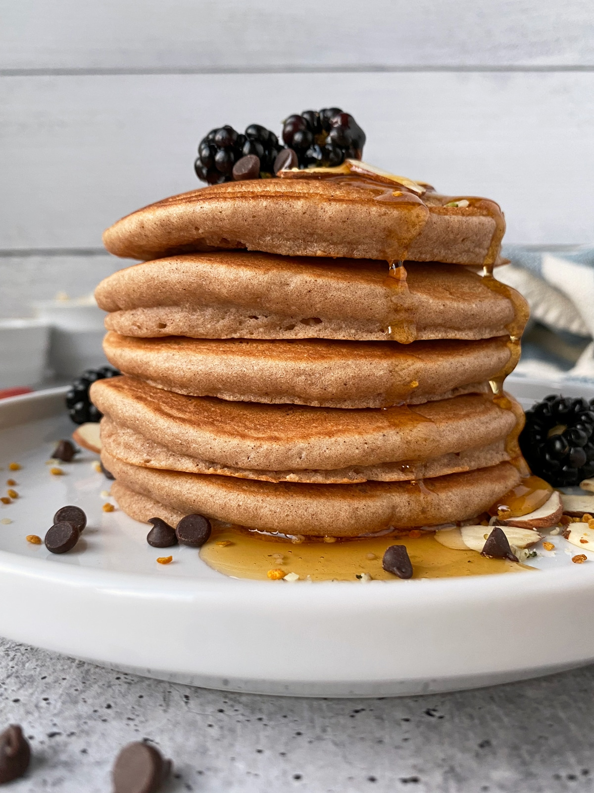 basic-paleo-pancake-recipe-drizzled-in-maple-syrup