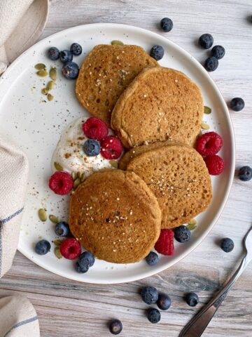 healthy-tigernut-flour-pancake-recipe