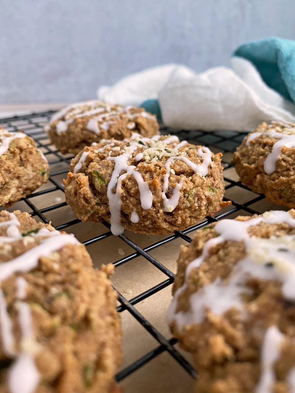 zucchini-bread-breakfast-cookies