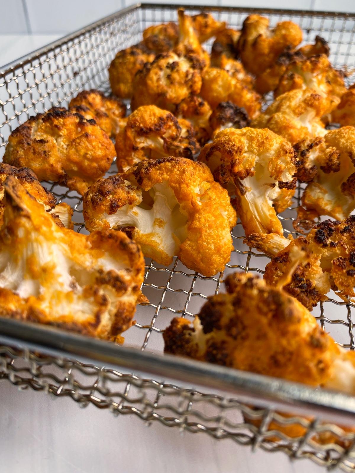 just-baked-air-fryer-buffalo-cauliflower