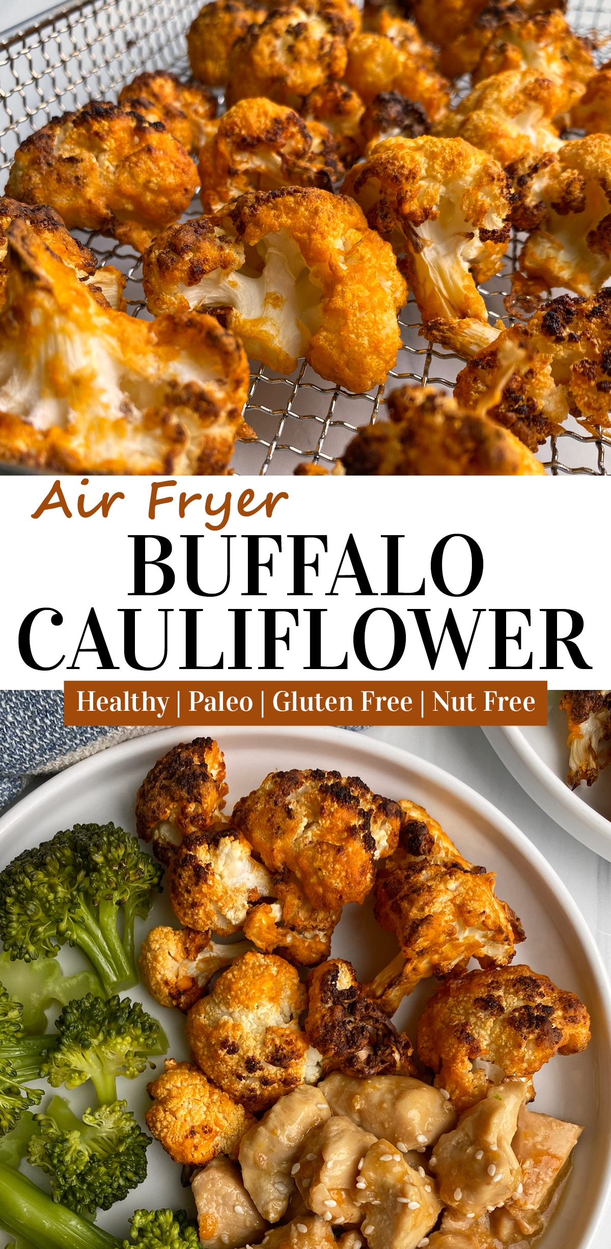 paleo-air-fryer-buffalo-cauliflower-recipe-pinterest-image
