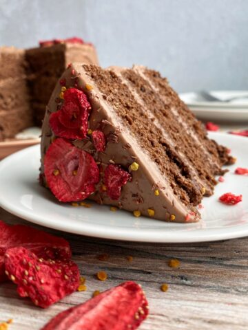 slice-of-tigernut-flour-chocolate-cake