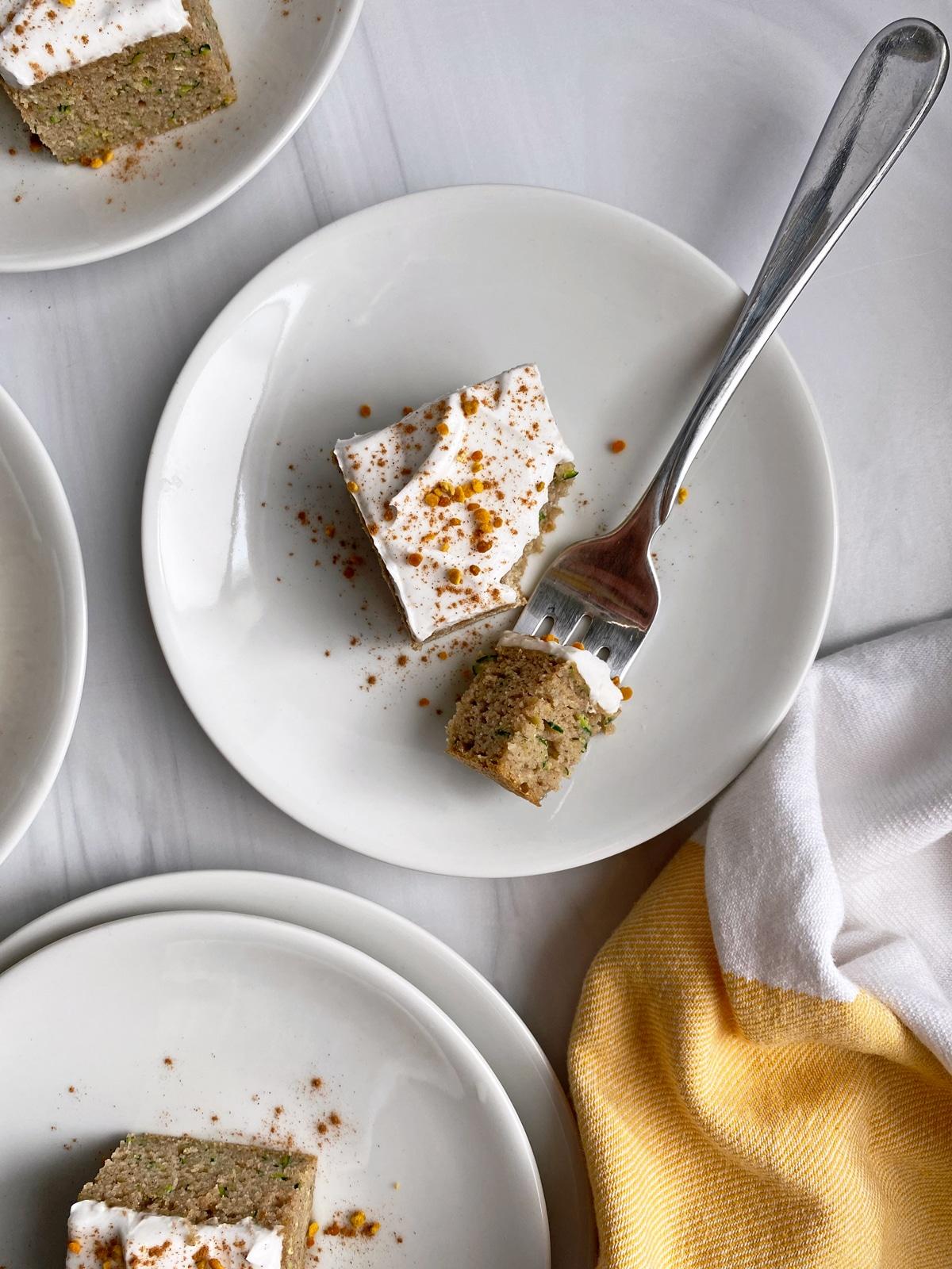paleo-grain-free-banana-cake-top-view