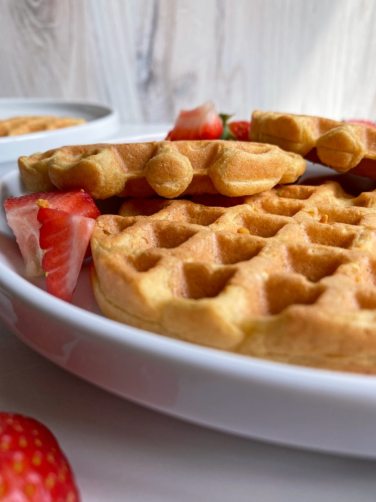 side-view-of-protein-waffles