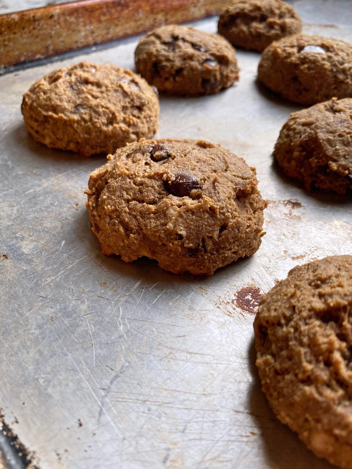 soft-vegan-banana-cookies