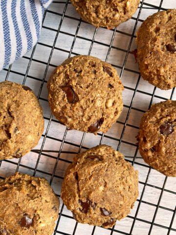 tigernut-banana-cookies