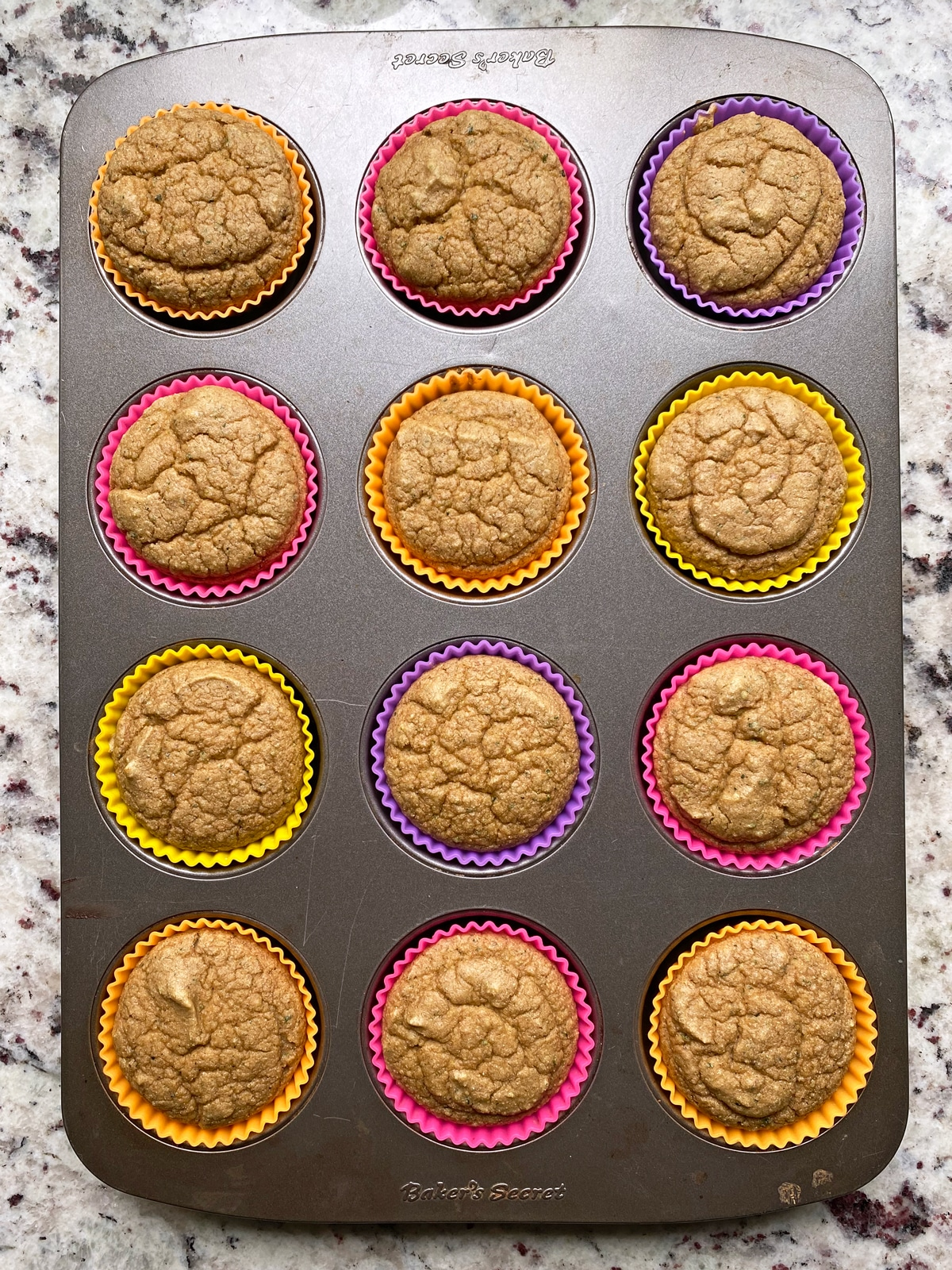 baked-muffins-in-muffin-pan