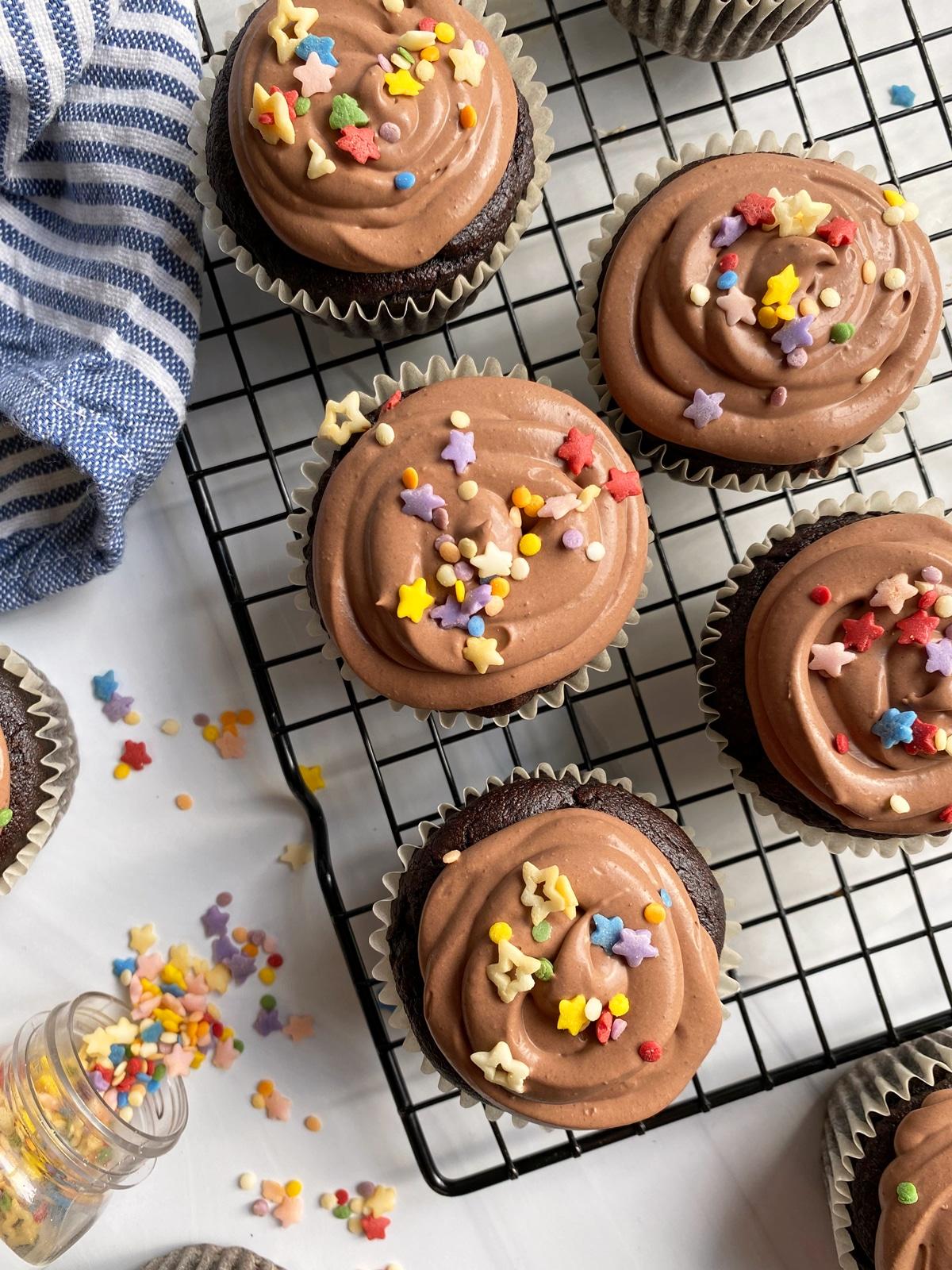 egg-free-paleo-cupcakes