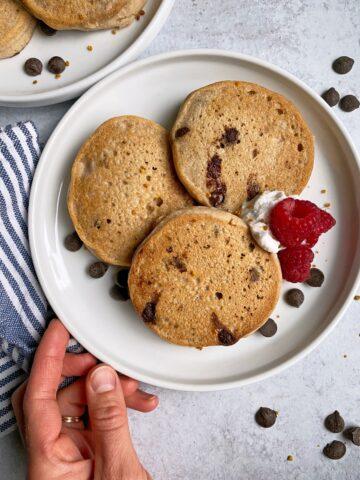 fluffy-buckwheat-pancakes