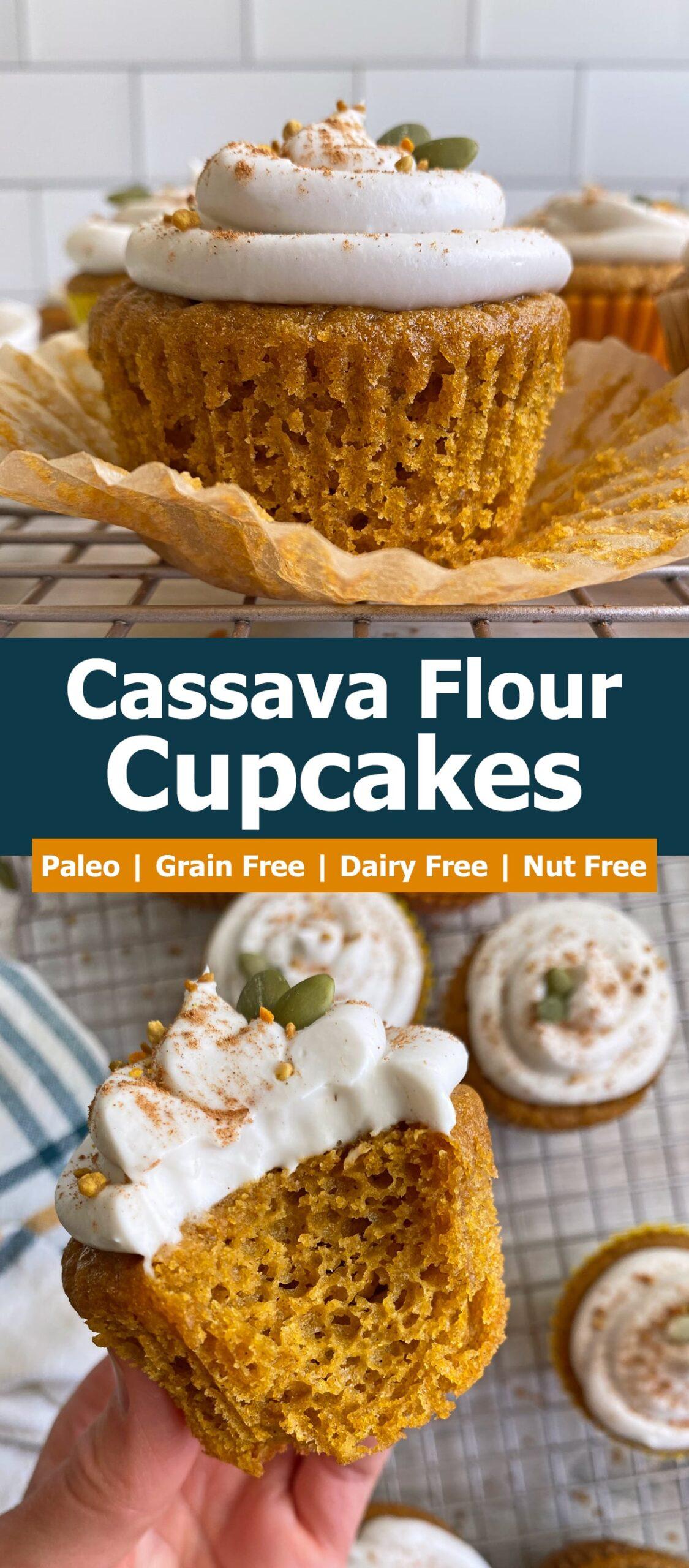 fluffy-cassava-flour-cupcakes