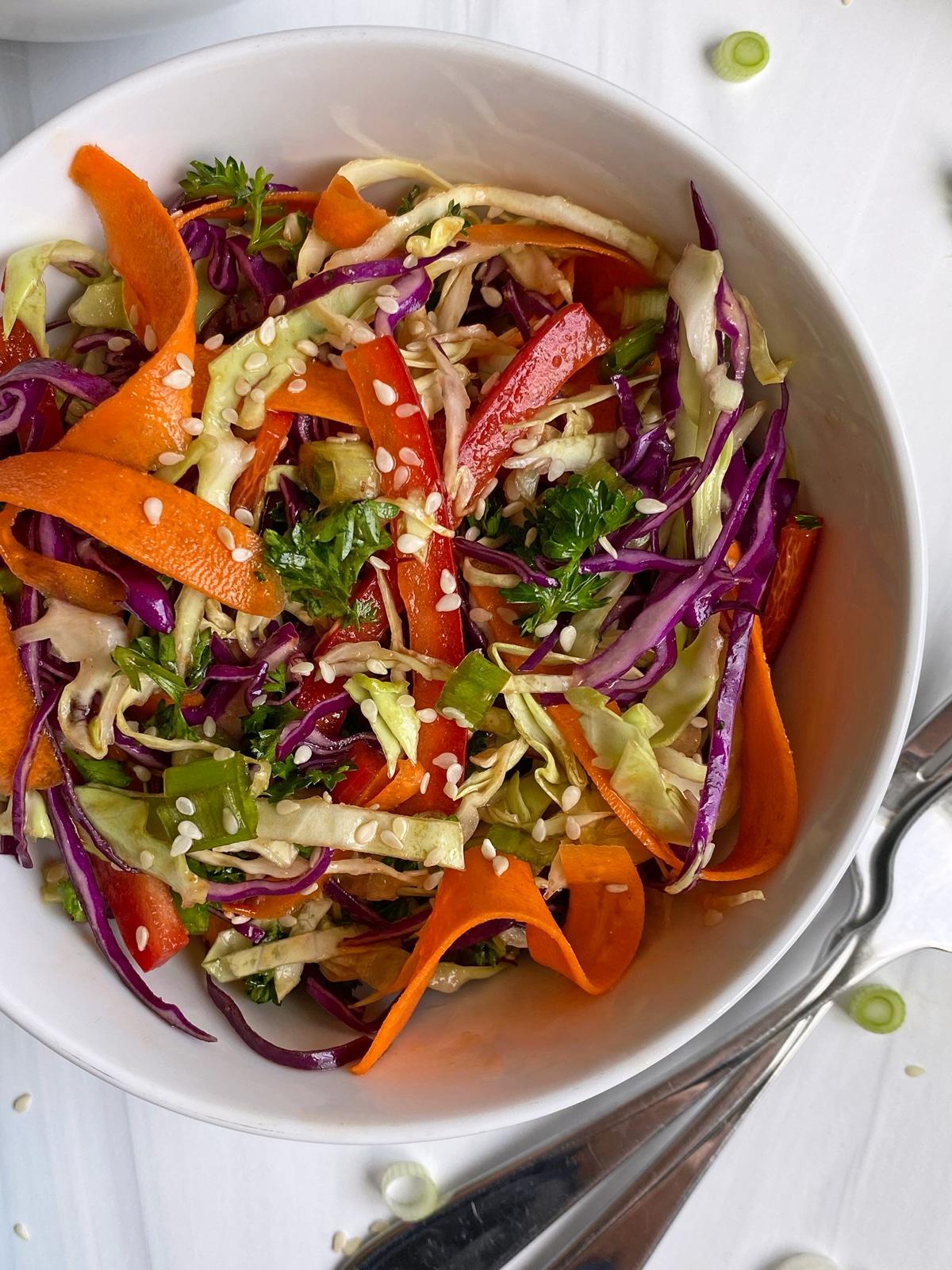 vegan-asian-slaw-salad-with-dressing