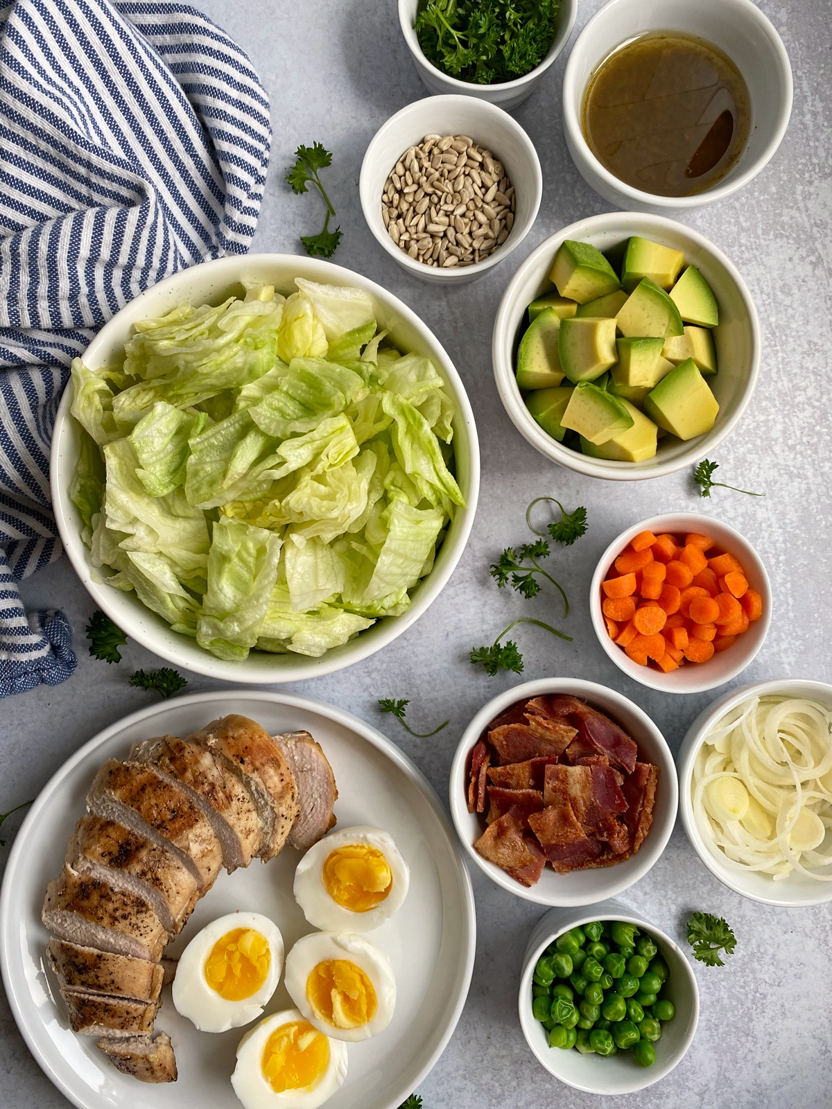 ingredients-in-paleo-cobb-salad